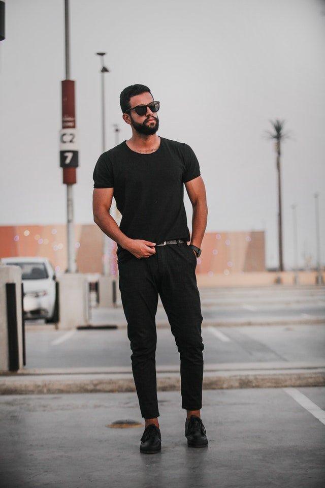 pantalon ample et souple
